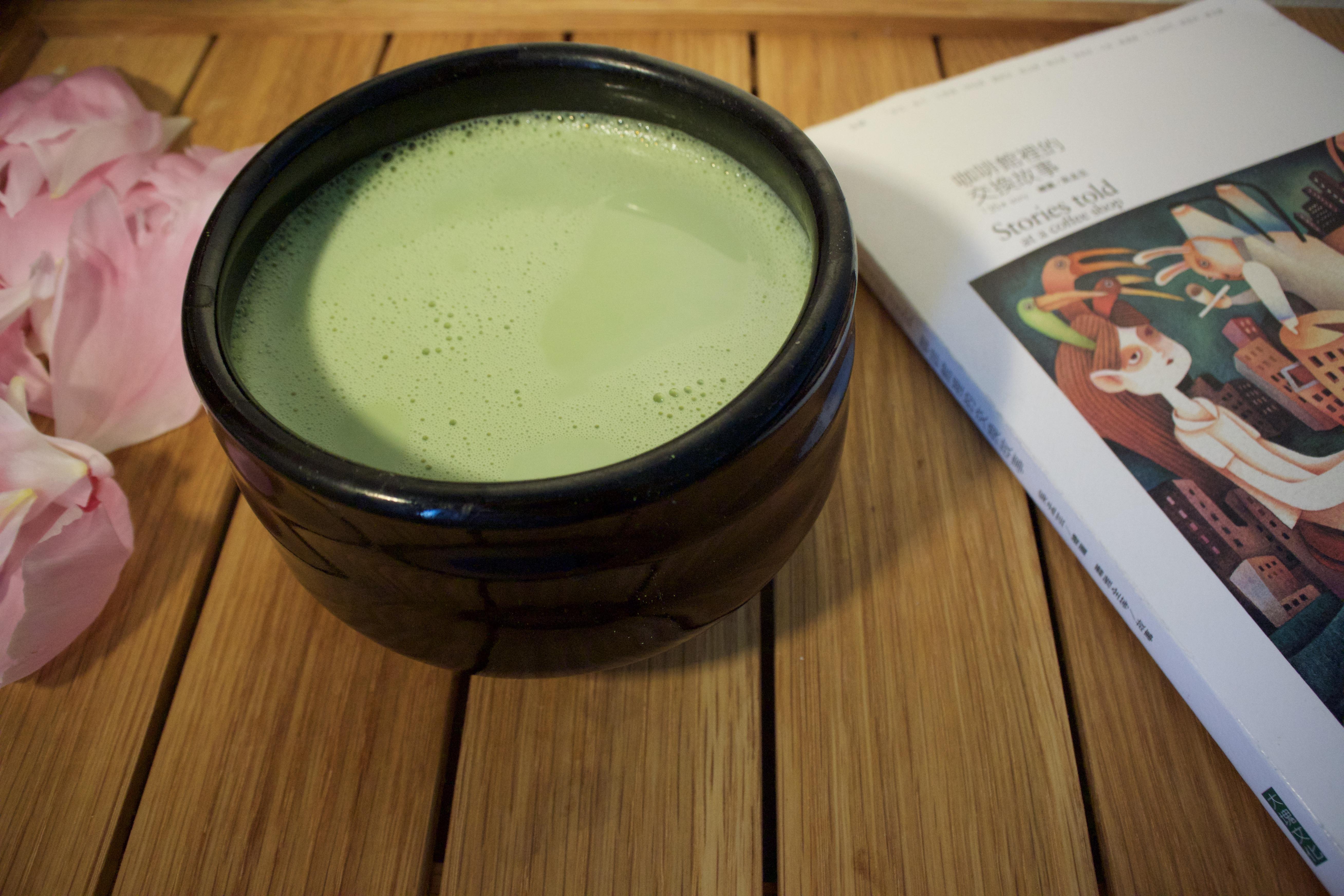 Matcha Latte 抹茶拿鐵